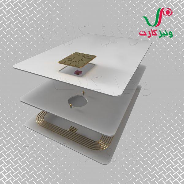 کارت هوشمند PVC